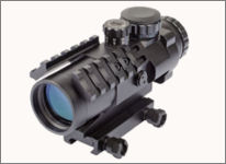 Lunette tactique 4x32 TACTICAL PRISMATIC DIGITAL OPTIC